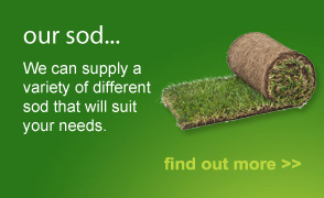 Our Sod. We can supply a variety of different sod that will suit your needs.